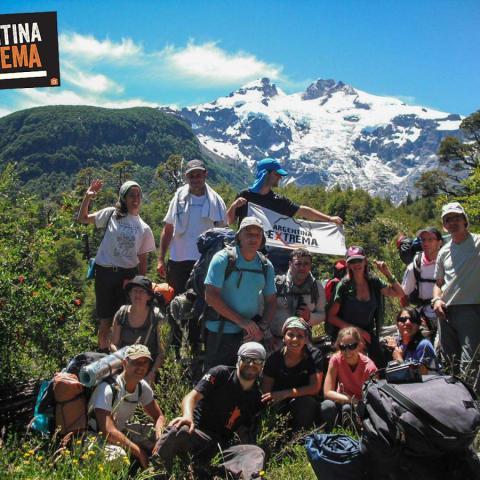 Trekking Cruce de los Andes, Argentina-Chile, Paso Vuriloche - de Pampa Linda a Ralún, Patagonia