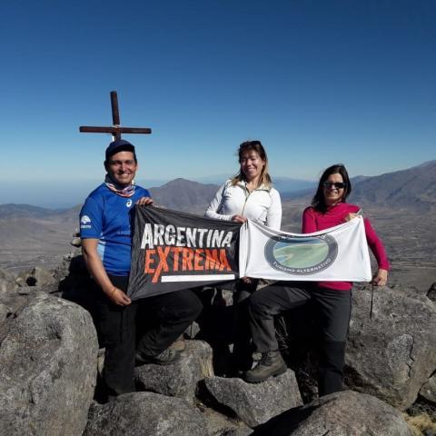 Ascenso Cerro Ñuñorco y Cerro Pabellón - Tafi del Valle - Montañismo - Tucumán
