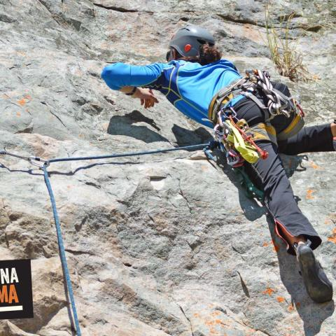 Curso de Escalada en Roca intermedio - Segundo Nivel - Sierras de Buenos Aires