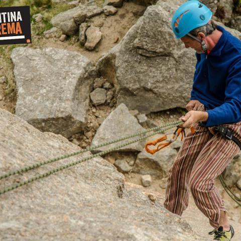 Curso de escalada en Roca - Los Gigantes, Córdoba