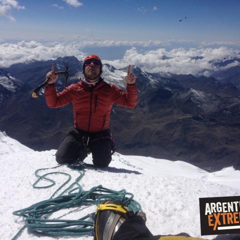 Curso de Iniciación al Montañismo - trekking, campamentismo - vida en la naturaleza