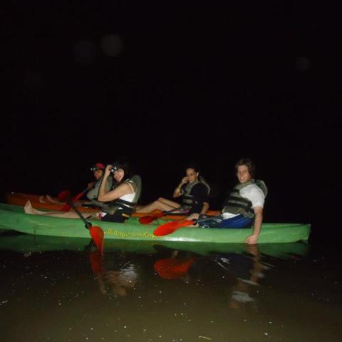 Aventura Nocturna en el Delta a la luz de luna - Kayaking - Tigre - Buenos Aires