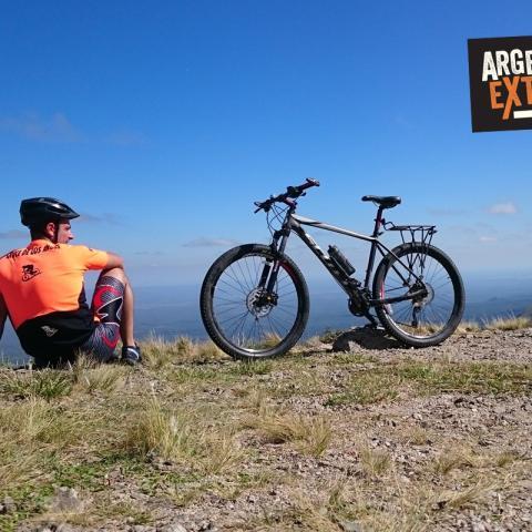 Desafío cruce de las sierras de los Comechingones - De San Luis a Córdoba - MTB