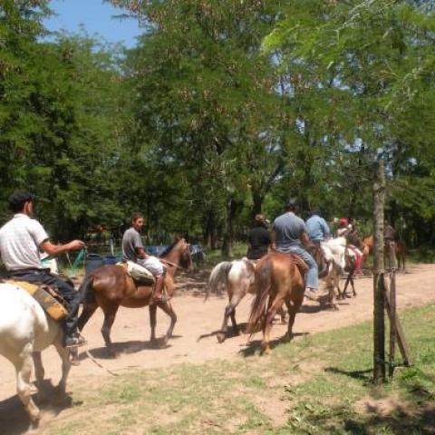 Día de Pueblo Rural en Casa BellaVista - Bicicleta - Cabalgata