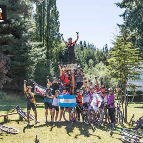 Doble Cruce de la Cordillera de los Andes en Bicicleta - Mountain Bike - Cicloturismo - MTB