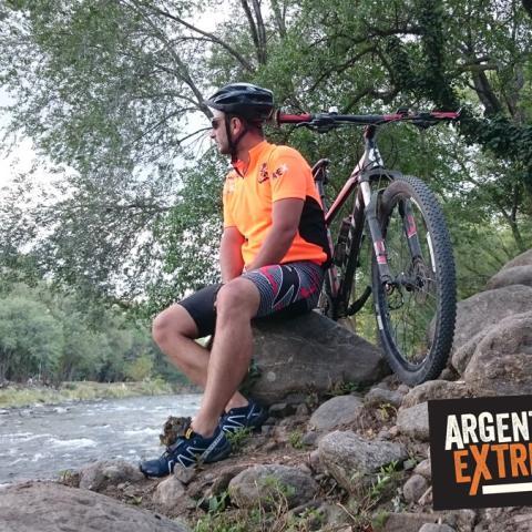 El Camino de los Cerveceros - balcón a las Sierras Grandes - Mountain bike - Córdoba
