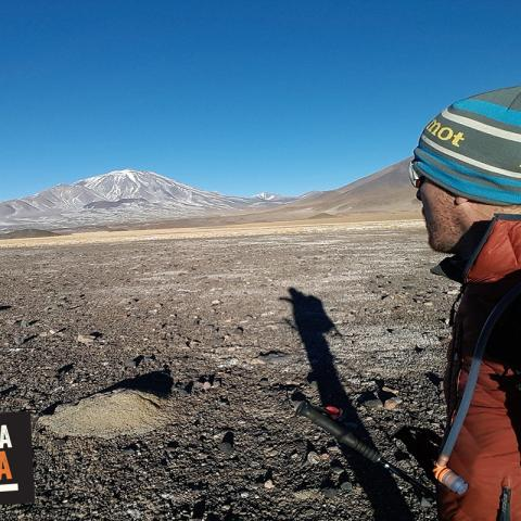 Incahuasi Volcano Expedition (6638 masl) - ascension and mountaineering - +6500 - Catamarca