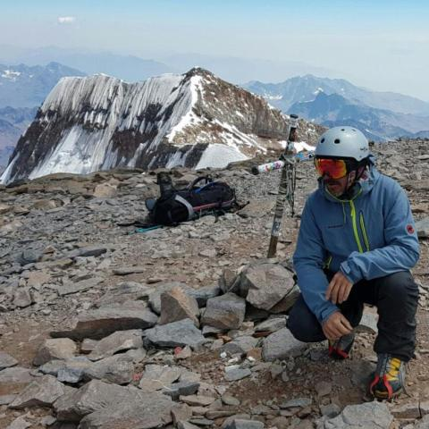Expedición Aconcagua - Ruta 360° - Valle de Horcones a Valle de Vacas - Proyecto Argentinos al Aconcagua - 31-12-1969 11 de Enero!