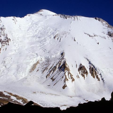 Cerro Mercedario expedition - San Juan - high altitude mountaineering