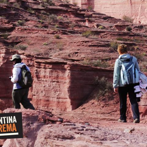 Fin de semana largo - FotoSafari + Aventura en el Valle de la Luna y Talampaya - trekking