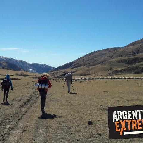 Yerba Buena- El Siambón-Tafi del Valle - Trekking de travesía - Tucumán, NOA