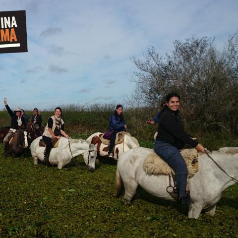 Fotosafari y Multiaventura en los Esteros del Iberá - Trekking, Avistajes, Cabalgata - Corrientes