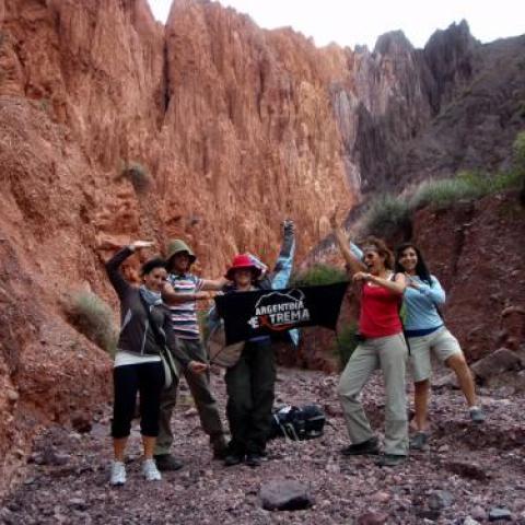 Vacaciones de invierno - Recorriendo tesoros de Salta y Jujuy - PN El Rey, Comunidad autóctona diaguita Calchaqui, Quebrada de Humahuaca