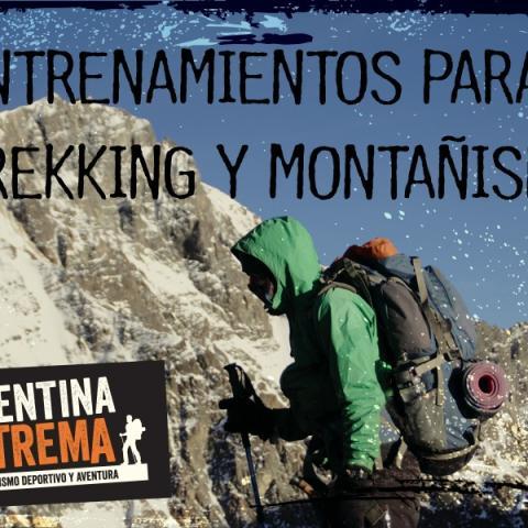 [Sabados]-Entrenamiento de Montaña - para trekking y montañismo - 31-12-1969
