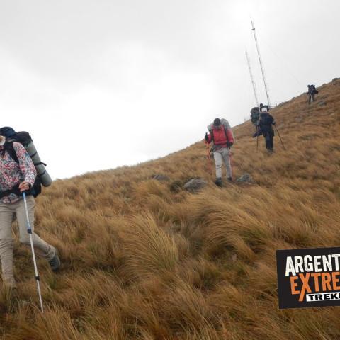 Trekking Los Cocos -Dique los Alazanes-Cerro Uritorco-Capilla del Monte; Valle de Punilla, Córdoba