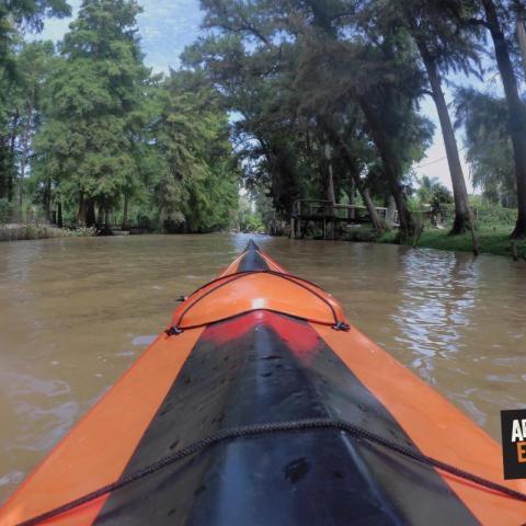 Kayaking de Travesía - Conociendo el Delta del Paraná - Tigre -