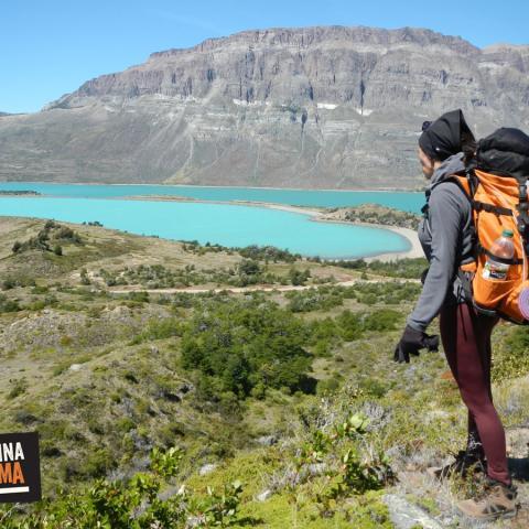 Trekking Expedition through a unique Patagonia region