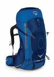 Mochila para trekking y montañismo - Hombre