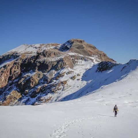 La trimexicana - Tres Grandes Montañas de Mexico - Malinche, Iztaccihuatl y Pico de Orizaba - Tulum