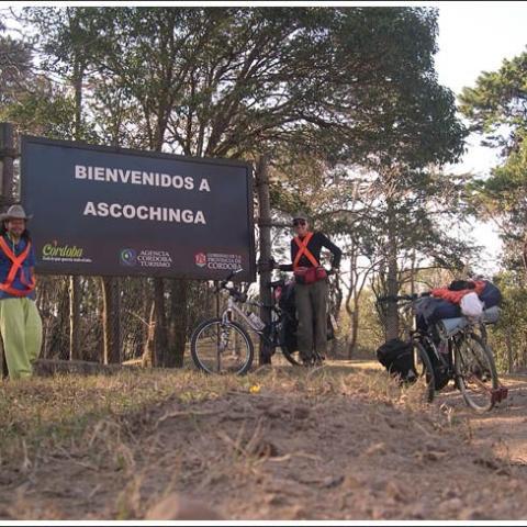 Cruce de las Sierras Chicas en Mountain Bike - El Camino de los Artesanos - Valle de Punilla, Córdoba