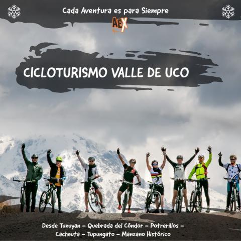 Mountainbike Valle de Uco - Ruta del Vino - Mendoza
