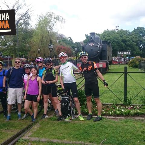 Cycling in Tigre- Mountain Bike - Buenos Aires