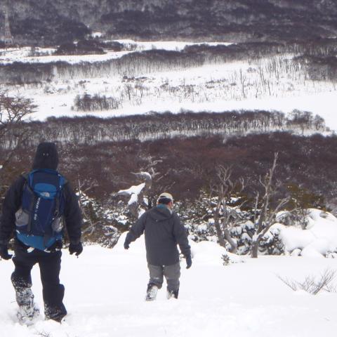 Multiaventura en la nieve de Ushuaia