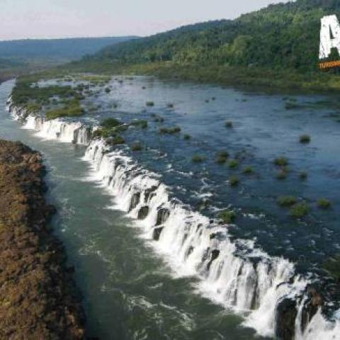 Multiaventura en la Selva Misionera - Saltos del Moconá - Misiones