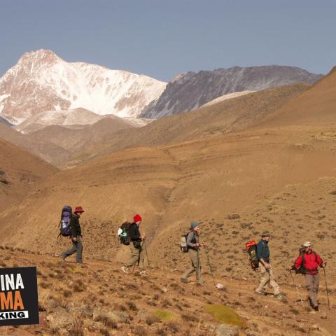 Nevado de Chañi Expedition – Trekking joining Salta with Jujuy
