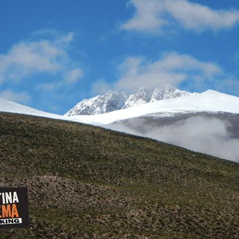 Travesía Vuelta al Chañi  - Trekking uniendo Salta con Jujuy