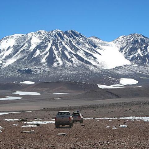 Expedición Nevado de Pissis - Montañismo de altura - ascenso a cumbre - Catamarca