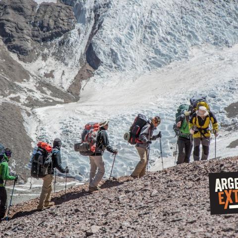 Reunión Informativa - Audiovisual - Proyecto Argentinos al Aconcagua