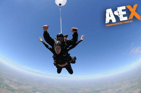 Skydiving Tandem Jumps - Buenos Aires