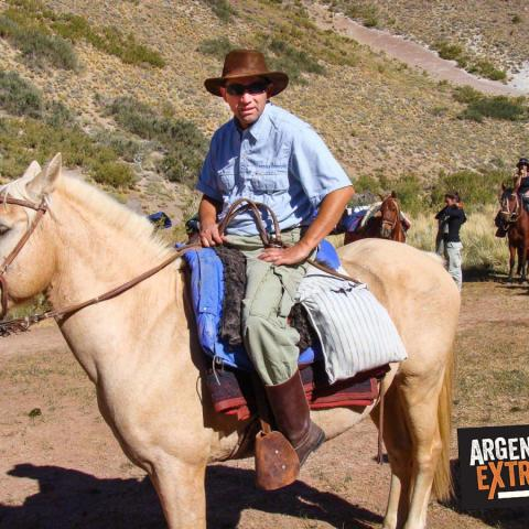 Semana Santa: Cabalgata al Limite de los Andes - Cordillera de los Andes
