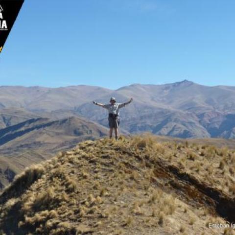 Trekking de travesia de Tilcara a Calilegua - Jujuy