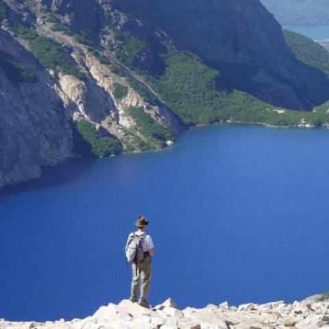Trekking Colonia Suiza a Pampa Linda - Bariloche - Parque Nacional Nahuel Huapi