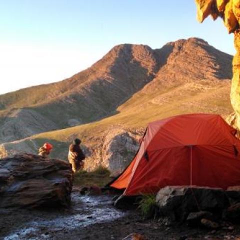 Trekking y Ascenso Cerro Tres Picos - Colegios