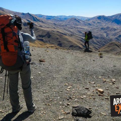 Camino del Inca Qhapaq Ñan - Trekking Pascha - Silla del Inca - Sendero de las Nubes, Salta - 31-12-1969 11 de Enero!