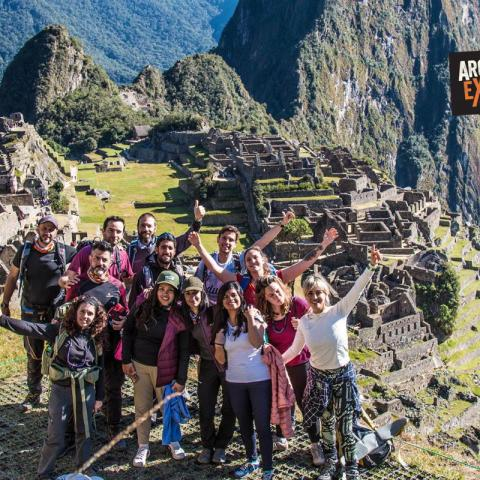 Cusco and Ruins of Machu Picchu - The Inca Trail Snowy Salkantay - Winter Break - Peru - 1969-Dec-31 05 de March!