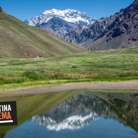 Trekking Aconcagua Corto - Confluencia y Plaza Francia