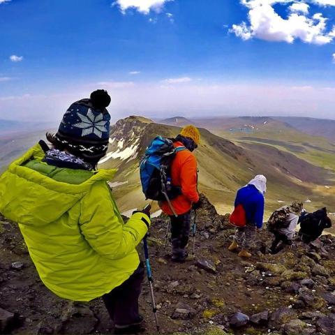 Ruta de la Seda - Cáucaso - Armenia y Georgia - Senderismo cultural - trekking, historia y exploración - 31-12-1969 11 de Enero!