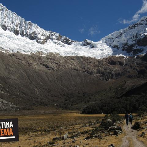 Balcón de los Seismiles - Trekking y exploración - Más Alto que los Cóndores - San Juan