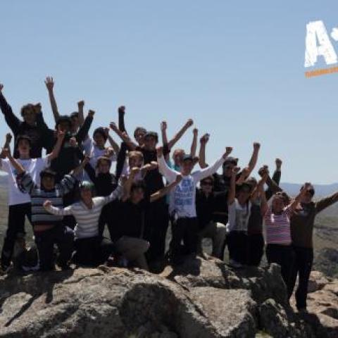 Trekking y Multiaventura en Cerro Aspero y Pueblo Escondido- Merlo, San Luis - para Colegios