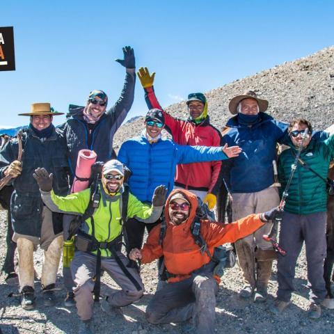 Expedición Cruce de los Andes - Paso el Portillo – Trekking De Mendoza a Chile