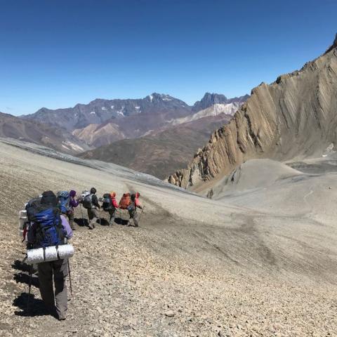 Trekking Cruce de los Andes - Paso el Portillo y Paso Piuquenes– Trekking De Mendoza a Chile