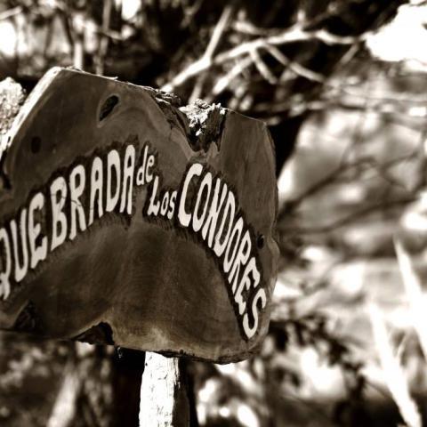 Trekking cruce Sierra de los Quinteros - La Rioja - 31-12-1969 11 de Enero!