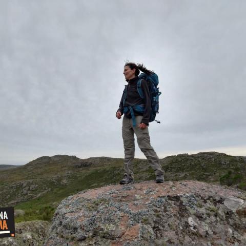 Trekking para principiantes - Padres e Hijos - Campamentismo - Escalada - Sierras de Azul - Buenos Aires