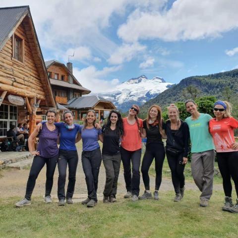 Bariloche´s Mountain Huts - Trekking - Frey, Jakob, Lopez, Laguna Negra - Nahuel Huapi National Park