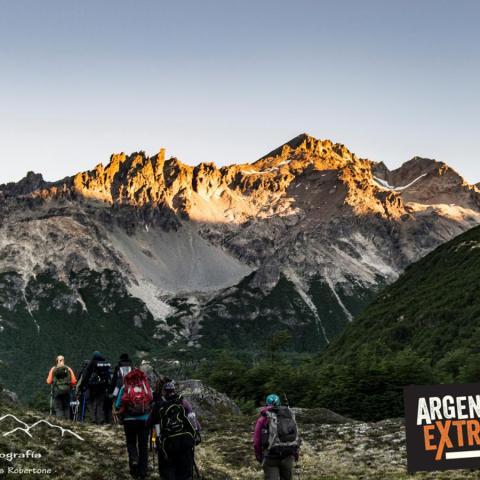 Trekking del Lago Puelo al Lago Cholila - Lago Epuyén - Huella Andina - Patagonia, Chubut
