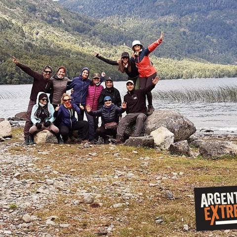 Trekking Cruce de los Andes por La Ruta de Neruda - Desde San Martin de los Andes al Limite Con Chile - Paso Ilpela - Huella Andina